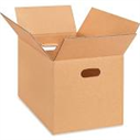 Box  Small W/Hand Holds