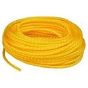 "Poly Rope Yellow 1/4"" x 50'"