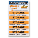 Storage Labels 50pc Pack
