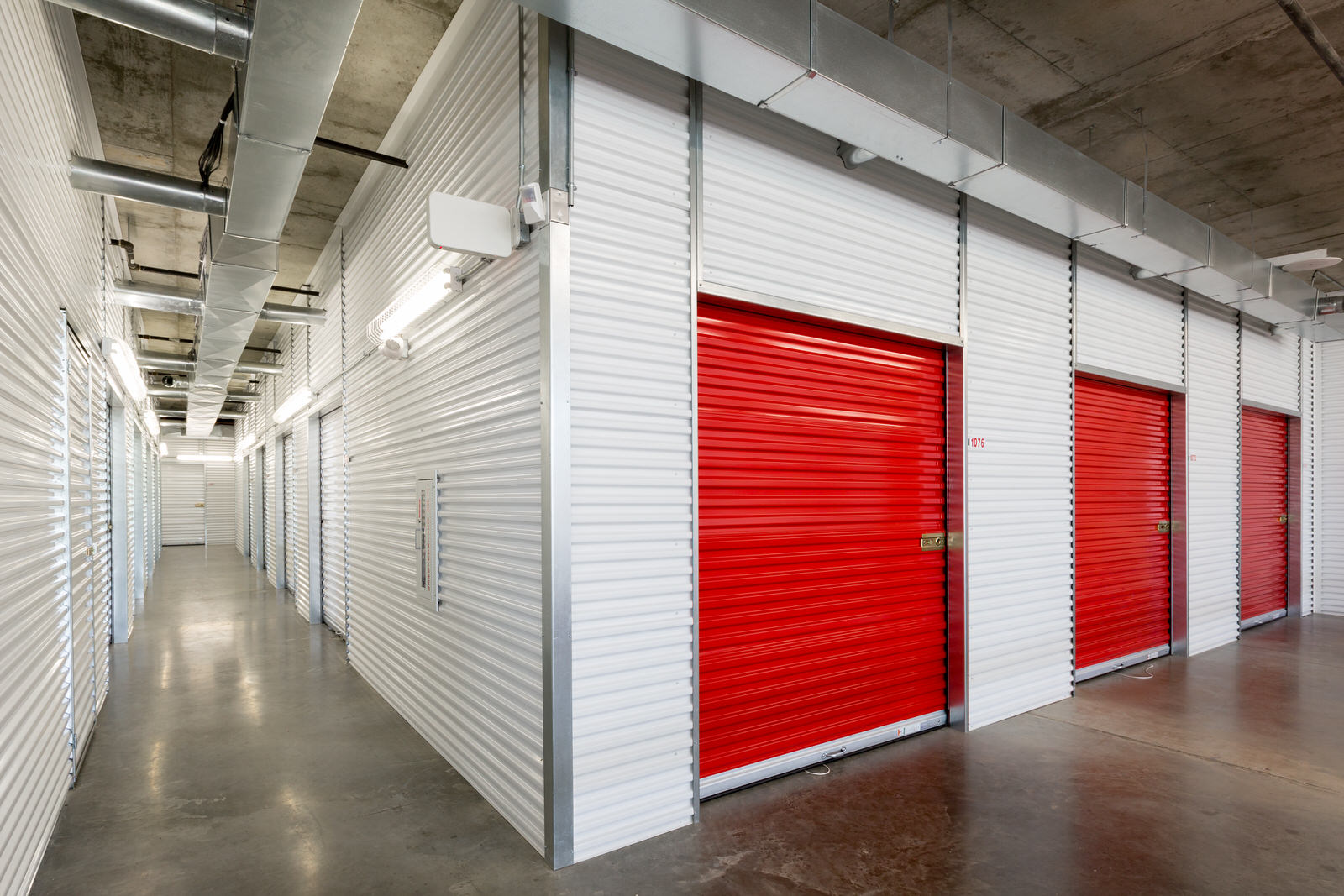 storage units in Houston Texas