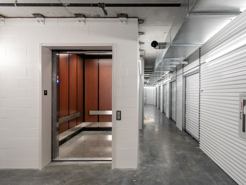 self storage units in the Memorial City Houston