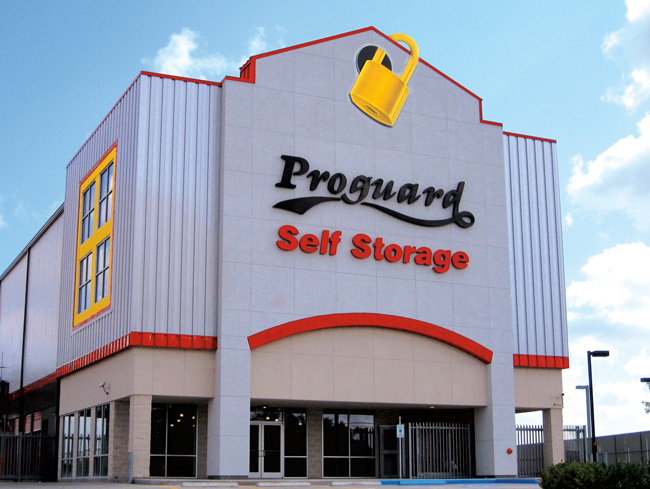 Houston Texas storage solutions