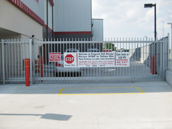 self storage solutions for businesses in Houston