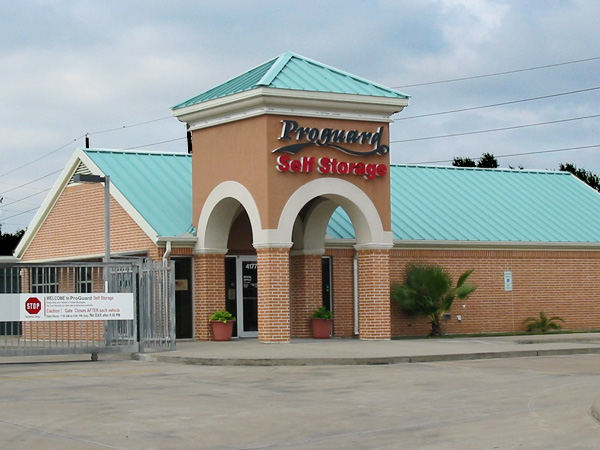 self storage units in texas