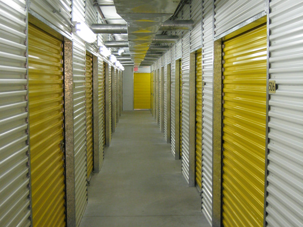 climate controlled storage units in Houston