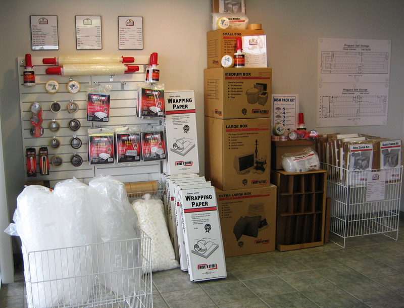 Business self storage solutions Houston Texas