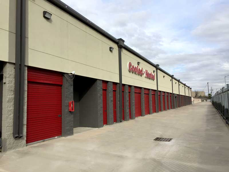 Medical center proguard self storage in houston tx 77054 for Storage 77080