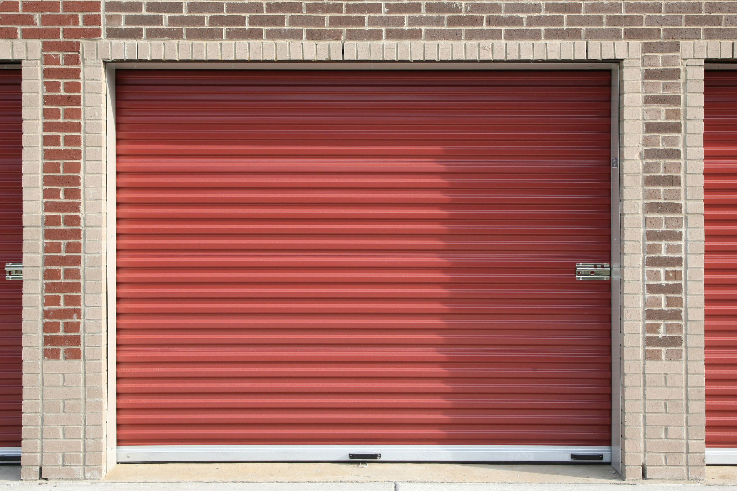 Proguard mini storage in houston proguard self for Professional garage door montrose