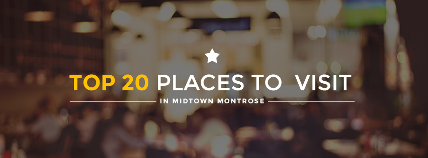 Top 20 Places to Visit