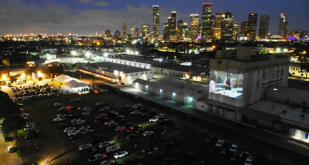 The Drive-In at Sawyer Yards