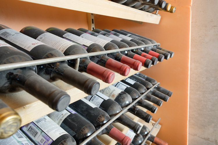 Wine Storage Units in Houston