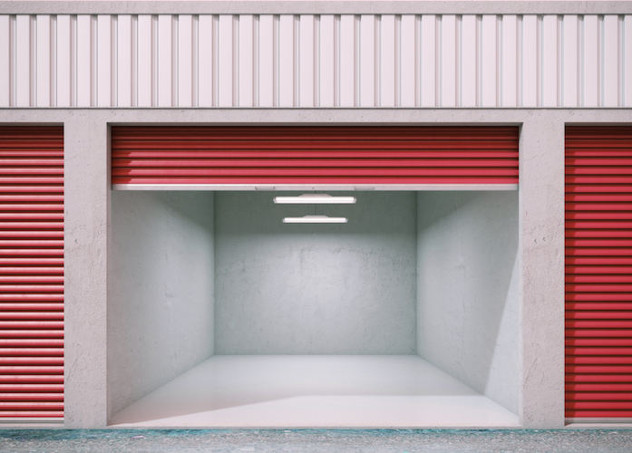 Houston Self Storage Unit Space Guide